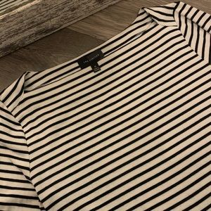 The Limited Tops - ❄️The Limited Striped Shirt 3/4 Sleeve